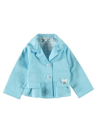 Zeynep Tekstil Ceket Yeşil